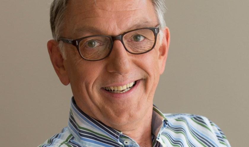 Henk Mouwe neemt op 18 april de presentatie van 'Heerde geeft vrijheid door' voor zijn rekening.
