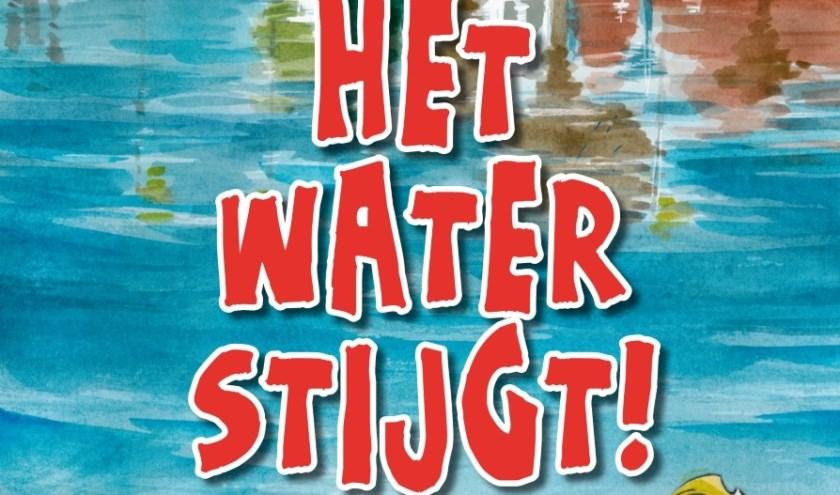 'Het Water Stijgt!' is verkrijgbaar bij boekhandels in Zaltbommel.