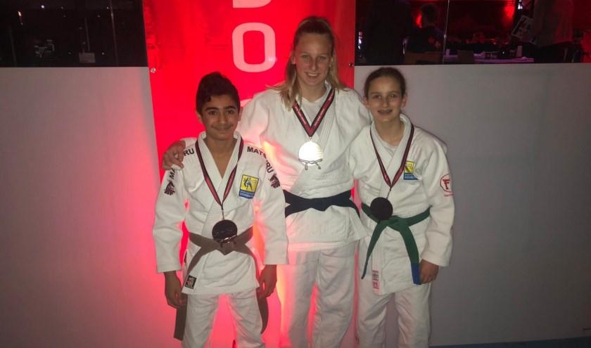 De medaillewinnaars in Denemarken