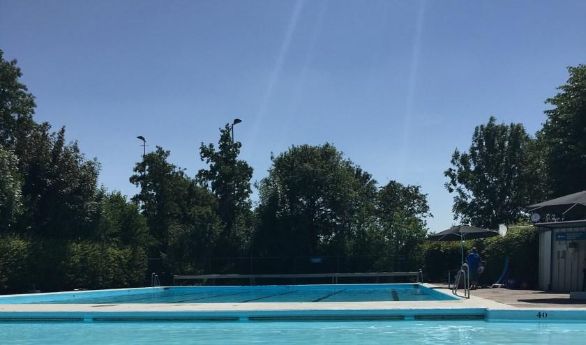 Boskoop wil ook een zwembad, maar de kans is niet erg groot. Dan toch naar de Hazelaar (foto) of samen een nieuw bosbad? FOTO: MG