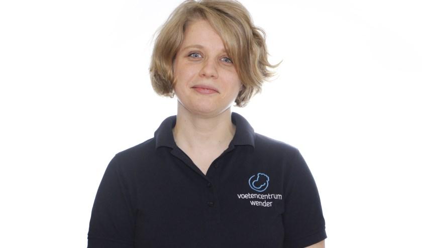 Jenneke Blom podotherapeut
