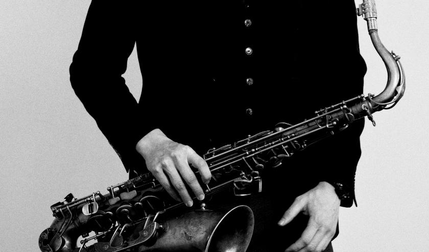 Saxofonist Rik van der Made
