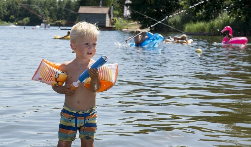 De recreatiegebieden van Leisurelands zijn vorig jaar door ruim 4,7 miljoen mensen bezocht. (Foto: Leisurelands)