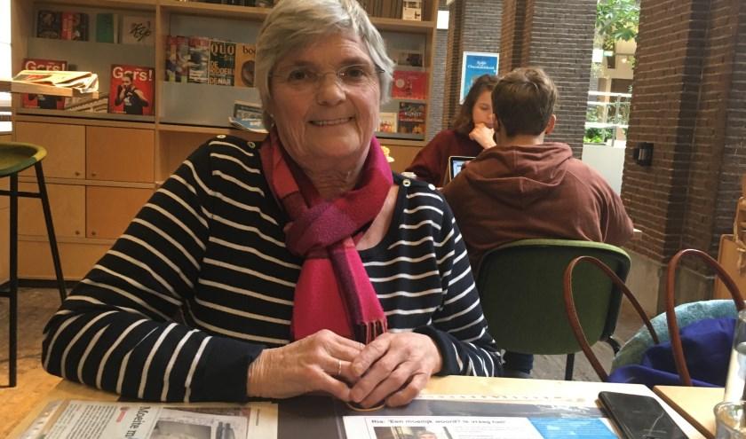 Ria Schaper is als taalambassadeur genomineerd voor de TaalHeldenprijs. Ze rekent op héél véél stemmen. Stemmen kan tot en met 23 februari.