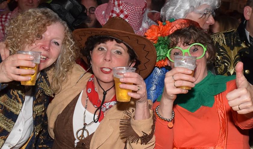 Twee feestmiddagen bij Sentrum in Veldhoven. FOTO: Rob Weekers.