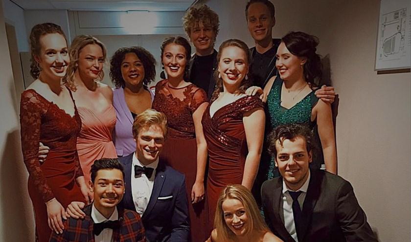Een groep vierdejaars studenten van Fontys Muziektheater gaat zeer divers musicalrepertoire uitvoeren tijdens het benefiet.