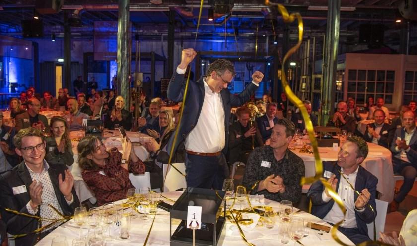 Henk Hanskamp (winnaar van de vorige editie).