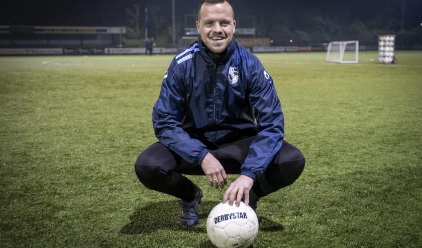 Gert-Jan Rothman is terug op het trainingsveld. (Foto: Wijntjesfotografie.nl)