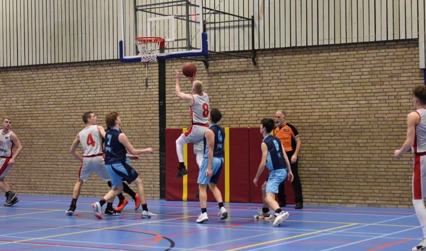 De vorige wedstrijd tegen DAS Delft won Klipperstars U22 ook. (Foto: Marit Verhaar)
