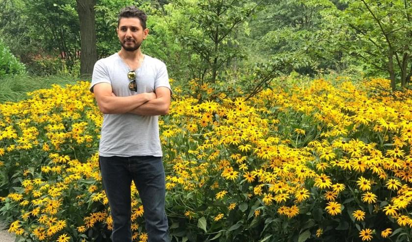 Mohammad Khadra: ''Het is mijn nachtmerrie om de verkeerde keuzes te maken.'' (Foto: Janske ter Horst)