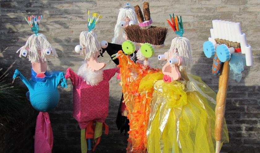 Kinderen kunnen naar de gratis show Koning Kroket in Valkenswaard.