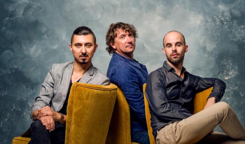 Het internationale trio Telderman - Baldych - Courtois