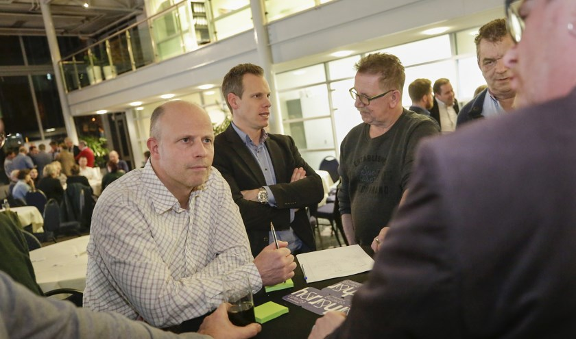Diverse onderwijsinstanties, waaronder De Berkenschutse in Heeze, en zo'n 30 lokale ondernemers maken zich sterk voor techniek in de regio. Foto: Jurgen van Hoof