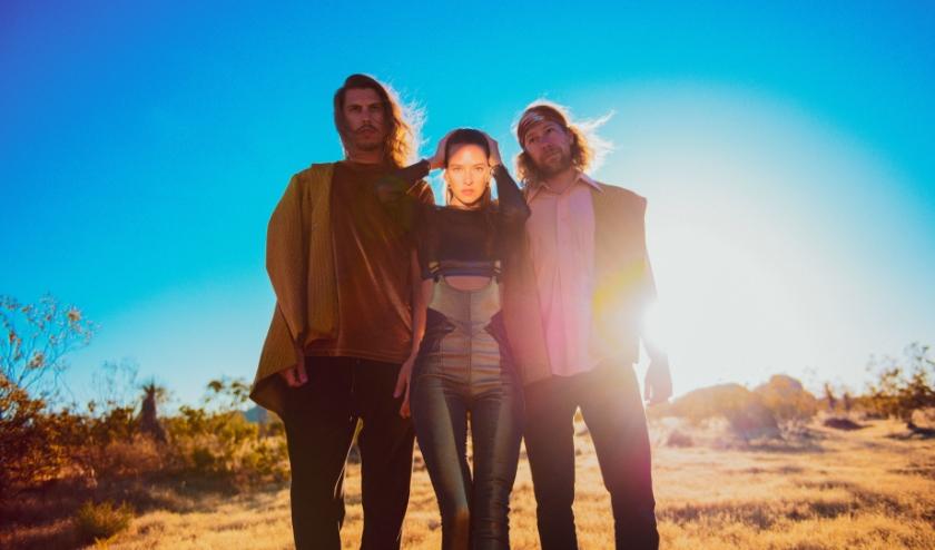 De kracht van het Amsterdamse trio MY BABY is de kracht van spirituele muziek. (Foto: PR)