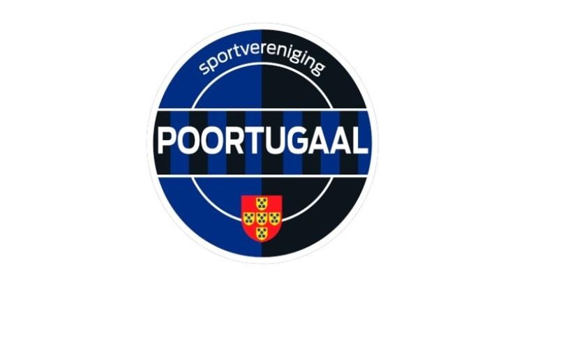 Logo SV Poortugaal.