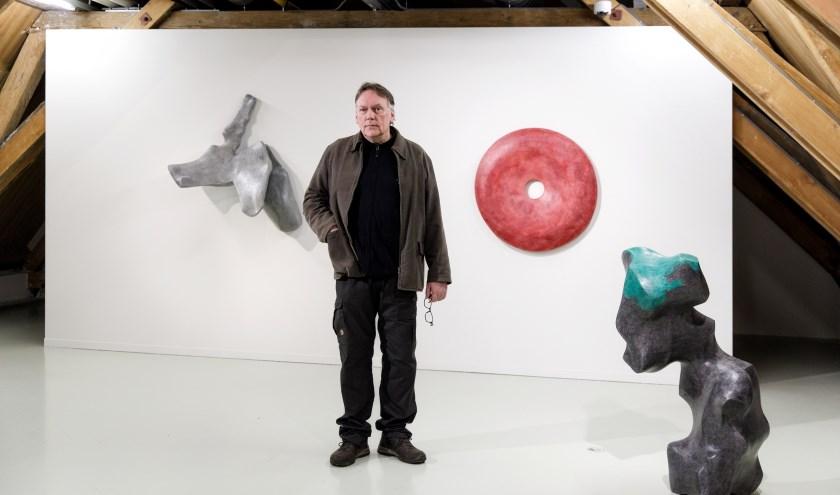 Jan Eric Visser vertelt donderdag 20 februari in het Stedelijk Museum Schiedam over zijn werk.