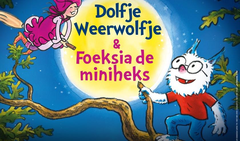 Promobeeld Dolfje Weerwolfje en Foeksia de Miniheks