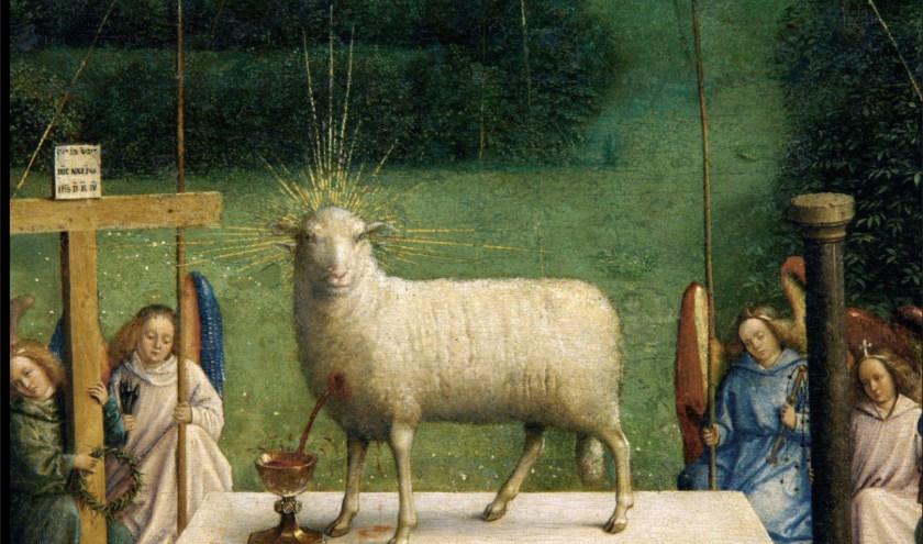 De kunstlezing van kunsthistorica Josée Claassen op 18 februari gaat over het Lam Gods.