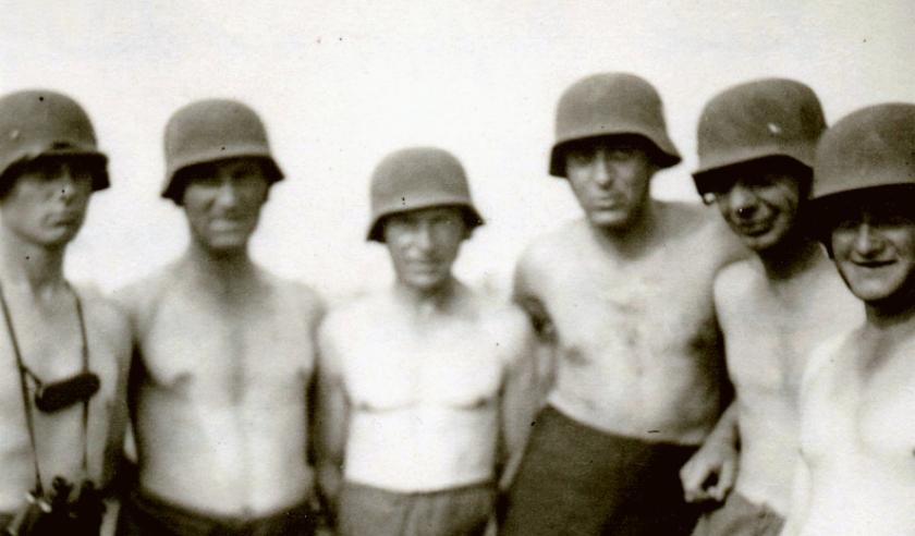 Duitse Soldaten in Vlaardingen