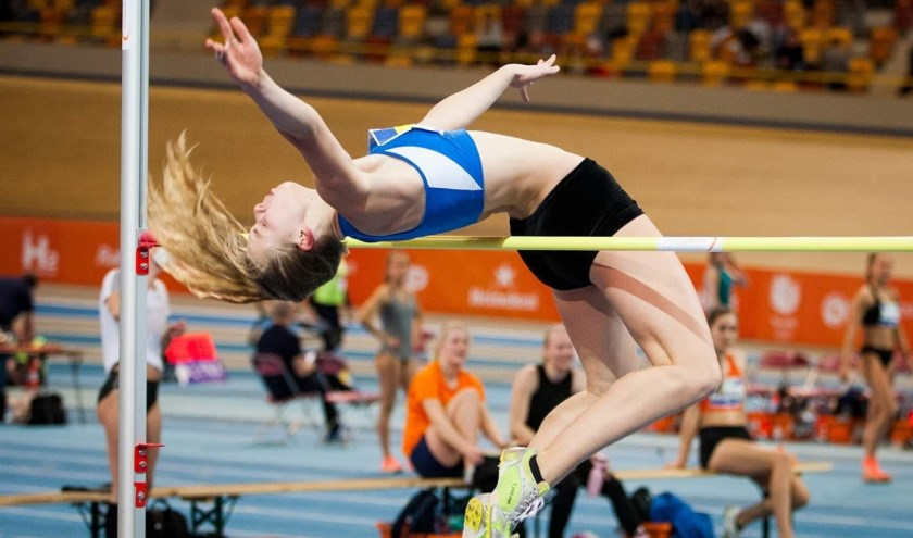 Marleen Baas wint NK Meerkamp