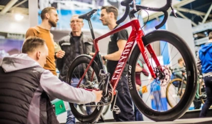 Komend weekend is er de fietsbeurs in Utrecht. Daar hoort Veenendaal of ze de Fietstitel krijgt. Spannend!