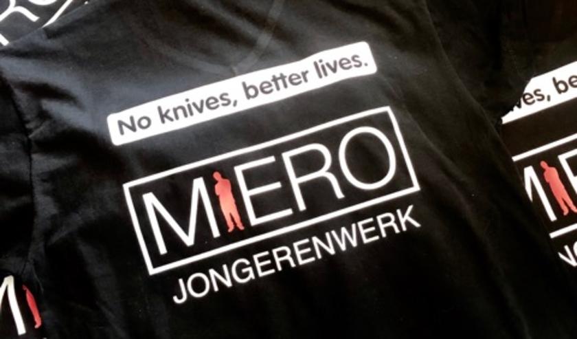MIERO Jongerenwerk gaat strijd aan tegen messenbezit.