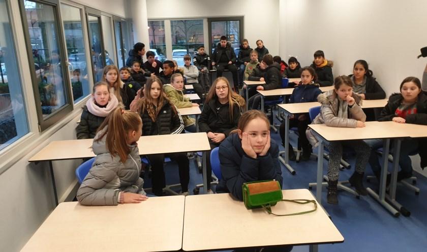 Groep 7/8 basisschool de Zonnewende.