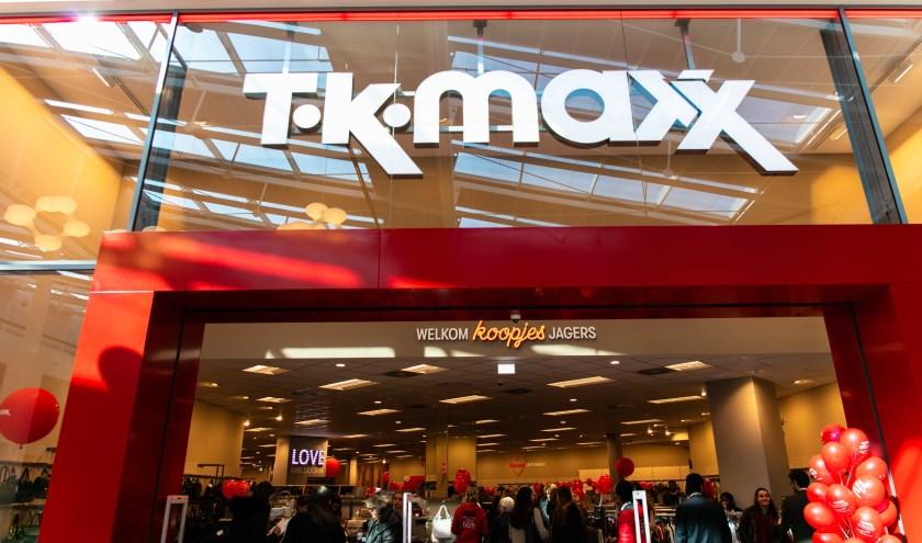 Met de vestiging in Arnhem opent TK Maxx haar derde filiaal in het oosten van Nederland.