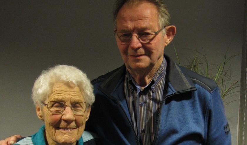 Mimi en Jan Peppelman