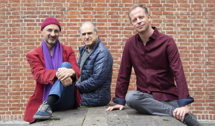Enrico Pieranunzi, Jasper Somsen & Jorge Rossy. (foto: Eddy Westveer)