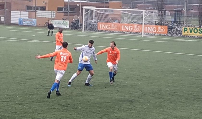 Alphia won van CVC Reeuwijk en doet helemaal mee. Foto Egbert Habraken