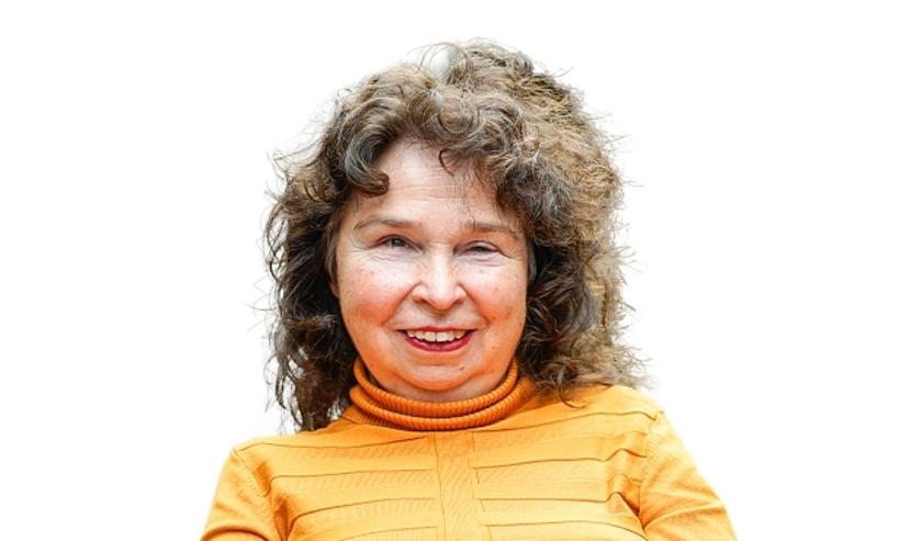 Joyce Houtzagers (foto: Peter Venema)
