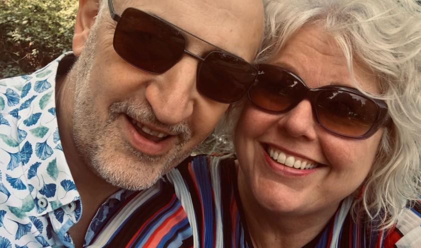 Petra en Ivo zijn inmiddels single af en hartstikke happy met elkaar dankzij DatingOost