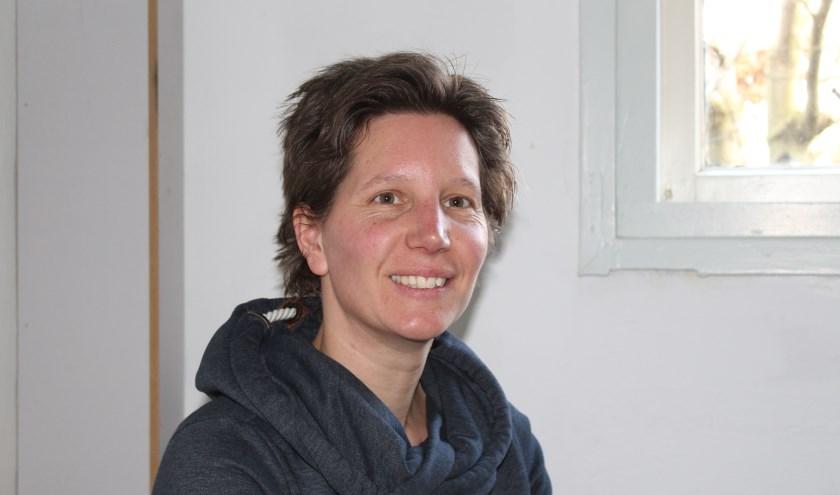 Thessa van den Berg: succesvol met 'Bikkels met Prikkels'.