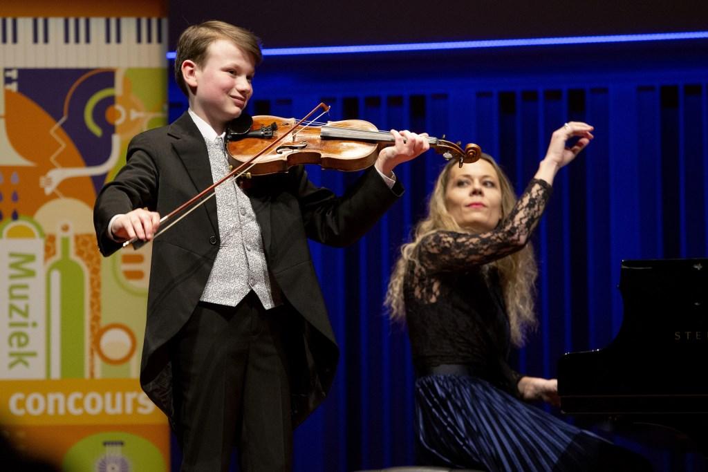 Een indruk van Archipel Muziekconcours. (Foto: Freekje Groenemans Fotografie). FreekjeGroenemans-Fotografie © DPG Media