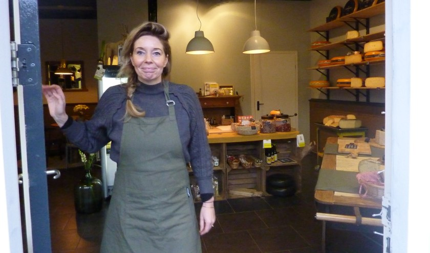 Kristel Wijgman: 'Een winkel in mijn eigen wijk, dat is wat ik altijd heb gewild.'
