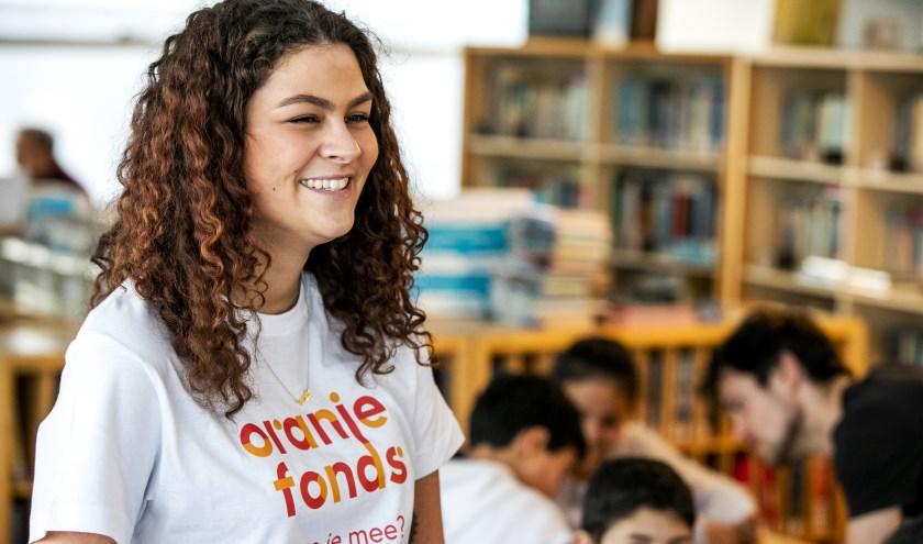 NLdoet is een leuke manier om kennis te maken met vrijwilligerswerk. (Foto: Oranje Fonds - Remko de Waal)