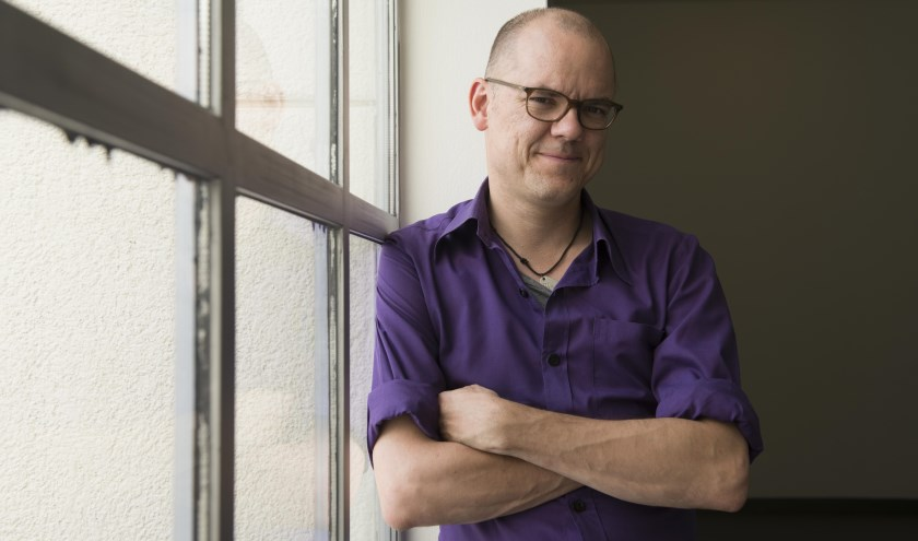 De Limburgse zanger Harold Konickx.