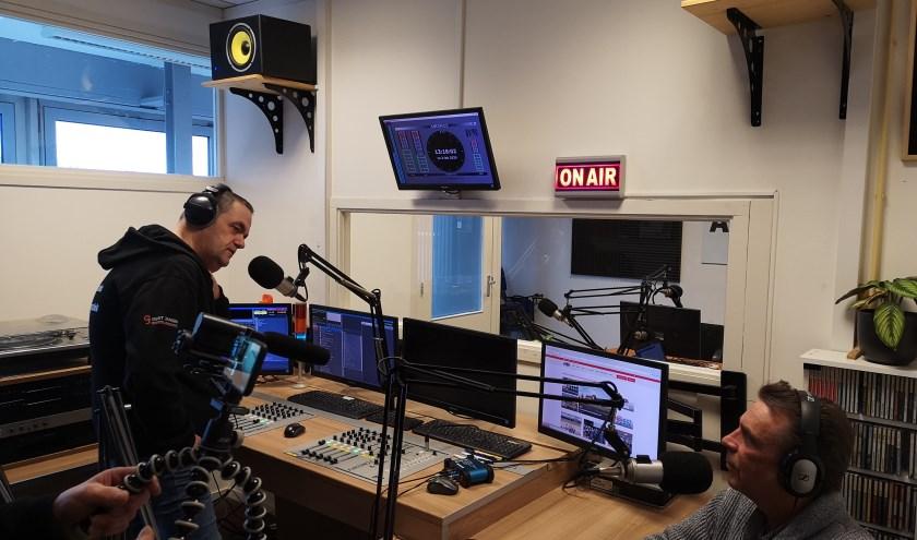 Het programma 'Wij Houden Het Hollands' was afgelopen zondag voor het eerst om 12:00 uur te horen op ATOS Radio.