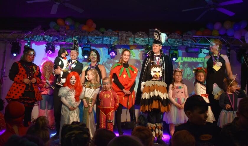 <p>De Tolmennekes missen het carnaval enorm. Op de foto: kindermiddag in Het Anker in februari 2020. (Foto: Van Gaalen Media)&nbsp;</p>