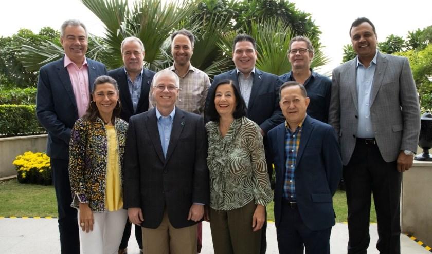 Board members Kreston