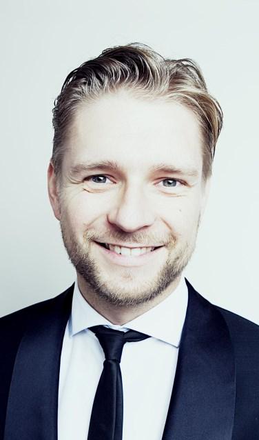 Zanger Martijn Cornet is een veelgeprezen musicus met een ruime ervaring in binnen- en buitenland. (foto: Sarah Wijzenbeek)