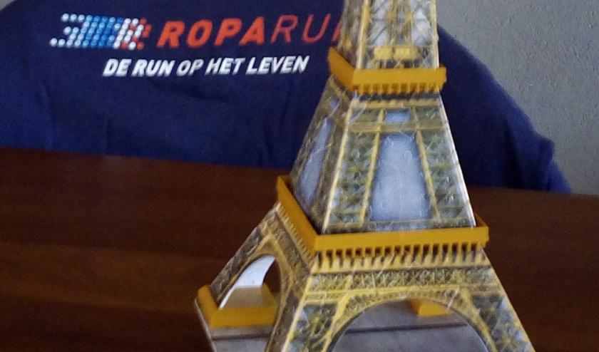 Roparun Parijs