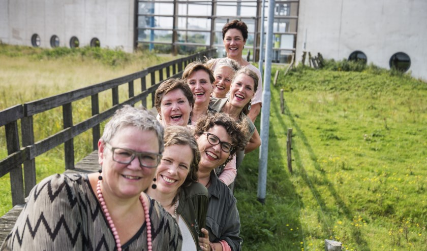 Vocal Group Lava uit Poortugaal.