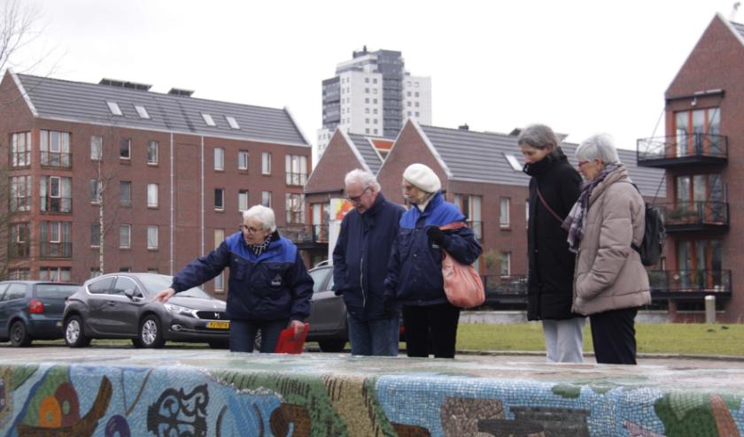 Stadswandeling door de Oostwijk.