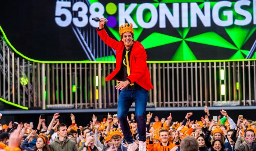 Snollebollekes op 538 Koningsdag in 2019.