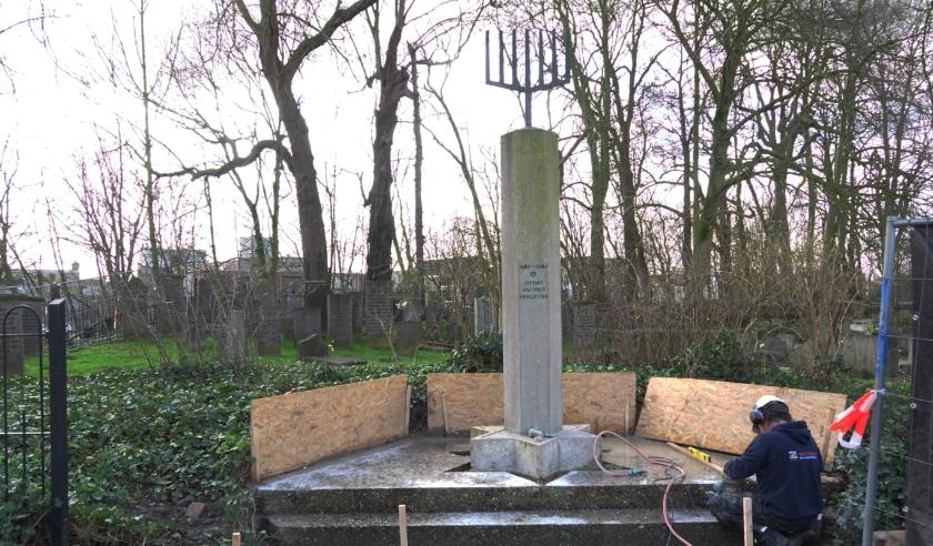 Momenteel wordt er hard gewerkt aan en bij het Joods monument aan de Bossche Poort om het monument op te knappen en de twee namenmonumenten een waardige plaats te geven.