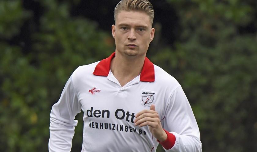 Robin Driesse (BVV Barendrecht) kiest er voor komend seizoen met zijn broer Bart Driesse (v.v. Rhoon) samen te spelen.