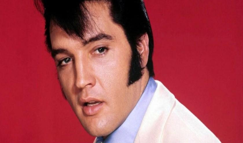 Er was natuurlijk maar één echte Elvis Presley.