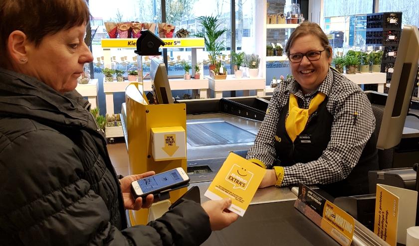 Jumbo Extra's, het nieuwe klantenprogramma van Jumbo Supermarkten, is vanaf deze week beschikbaar voor iedereen die boodschappen. (Foto: PR)